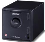 BUFFALO 71.9MB/s 4ベイ搭載 高速ネットワーク対応HDD NAS 1.0TB LS-QV1.0TL/1D